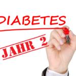 Mein zweites Jahr mit Diabetes Typ 2