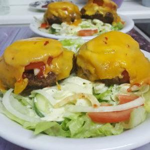 Burgersalat