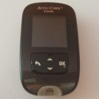 Blutzuckermessgerät Accu-Check Guide mit Bluetooth